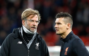 Liverpool fans can't decide whether to blame Dejan Lovren or Jurgen Klopp for their derby draw