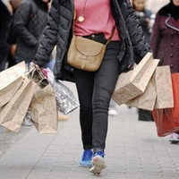 Black Friday shopping discounts 'failed to lift consumer spending' in November