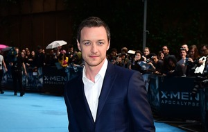 James McAvoy denies eating 6,000 calories a day to bulk up for Split sequel