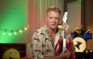Josh Homme's CBeebies Bedtime Story put on hold