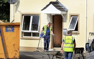 Flood families face Christmas in temporary accommodation
