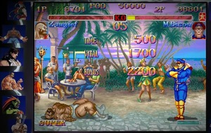 Street Fighter is marking its 30th anniversary by bringing online to some of its classic games