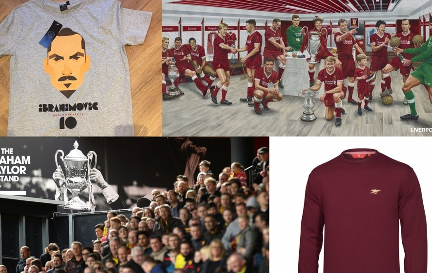 6 Actually Quite Good Club Shop Gifts For Premier League