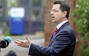 James Brokenshire says British government is committed to Brexit joint agreement