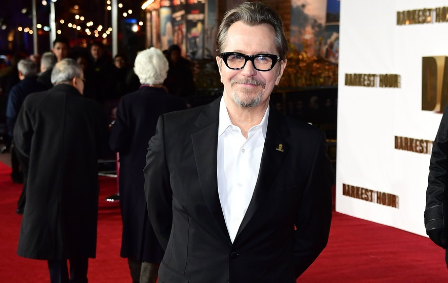 Gary Oldman's Churchill gets seal of approval from ex-prime minister's family