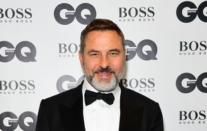 I still have imaginary friends, says writer David Walliams