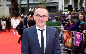 Danny Boyle and Banksy stage 'alternative nativity'