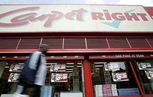 Carpetright lowers full-year forecast amid 'fragile' consumer confidence