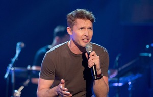 James Blunt: I pretended I'd played church organ at royal wedding