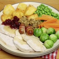 How to get free Christmas dinner if you're on your own