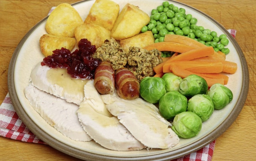 Free Christmas Dinner.How To Get Free Christmas Dinner If You Re On Your Own The