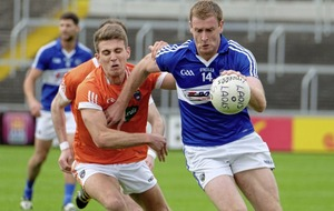Armagh defender Shea Heffron withdraws from Orchard panel after career or county dilemma