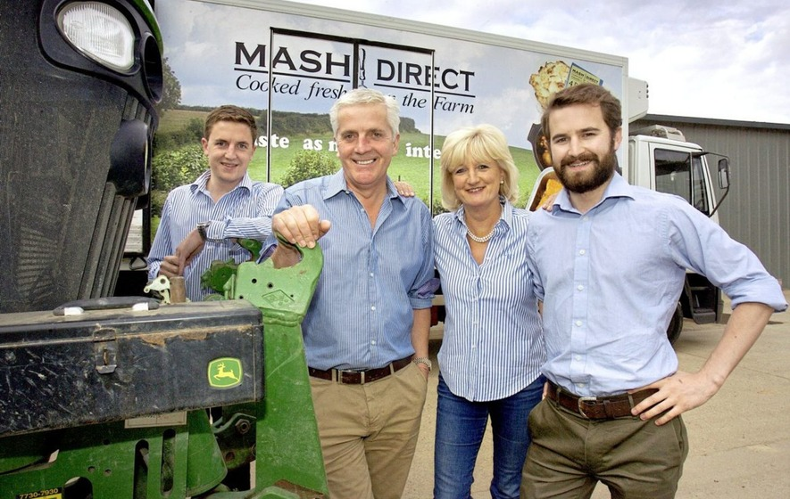 Mash Direct taps into UK market to grow revenue to £16 million