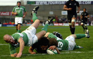 On This Day - Dec 13 1977: which Irish rugby star was born on this day?