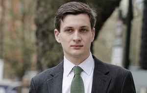 Conservative MP's chief of staff accused of raping a woman in his boss's Westminster office