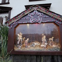 Tracing the steps of St Francis of Assisi, the father of the nativity scene