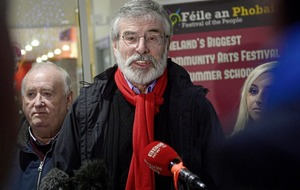 Gerry Adams to challenge 40 year old convictions over attempted escape from prison