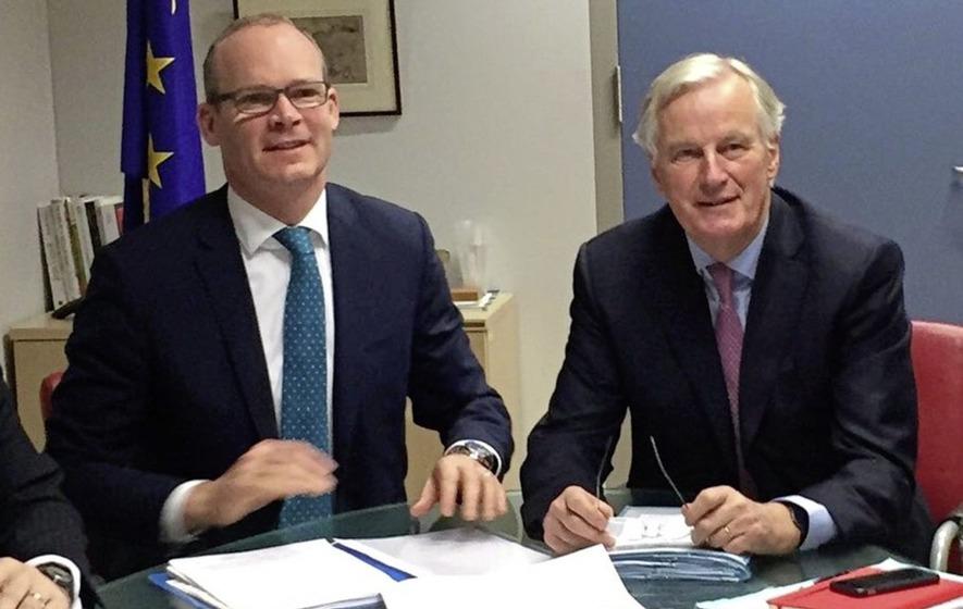 Britain and European Union reach Brexit breakthrough