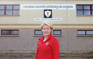 Tyrone chairperson Roisin Jordan considering legal action over attempts to 'undermine' her