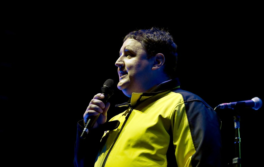Fans show support after Peter Kay cancels tour due to family circumstances