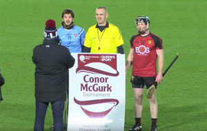 Video: 2018 Bank of Ireland Conor McGurk Cup launch