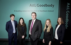 A&L Goodbody hires 25th recruit as part of wider investment programme