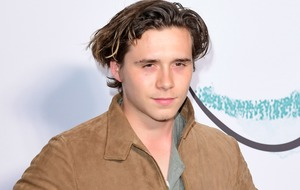 Brooklyn Beckham has his siblings' birth dates tattooed on his arm