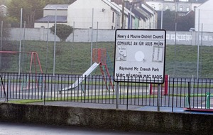 Decision on future of Newry playground named after IRA hunger striker expected by April