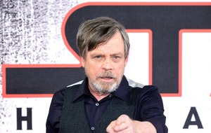 Hamill: I quizzed princes on Luke Skywalker's royal status