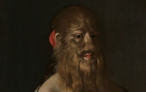 Museum acquires 17th Century portrait of 'hairy' woman