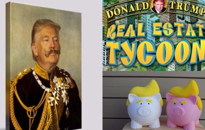 11 Donald Trump-themed novelty Christmas presents you'll either love or hate