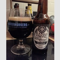 Craft Beer: Mourne Mountains Barrel Aged Stout as lovely as snow-covered hills