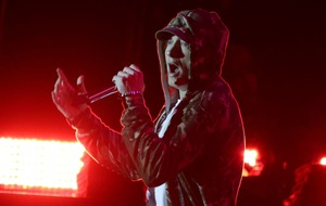 Eminem expected to continue Trump rants on new album Revival