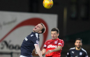 Midfielder Jason Holt thinks luck is turning in Rangers' favour