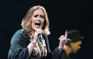 Singer Adele joins congregation at Grenfell Tower service