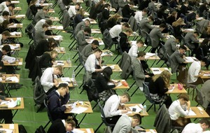 Exam performance improving, figures show