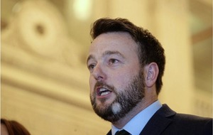 Colum Eastwood welcomes civic nationalism's letter while bemoaning Stormont's dormancy