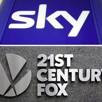 Sky stake changes hands in £39 billion Disney-21st Century Fox deal