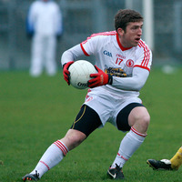 Former Tyrone defender Dermot Carlin joins county's U20 management team