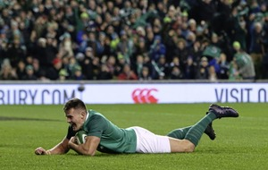 Jacob Stockdale getting used to Ulster and Ireland rugby media spotlight