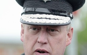 Chief Constable George Hamilton's letter in response to call for Glenanne Gang inquiry