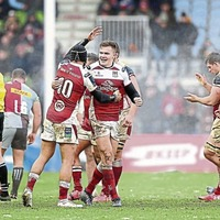 Jacob Stockdale in a good place as Ulster chase quick double over Harlequins
