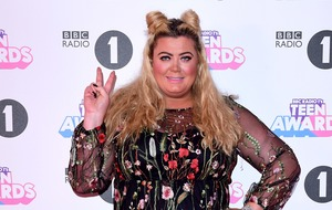Gemma Collins' Teen Awards trip named celebrity fall of the year