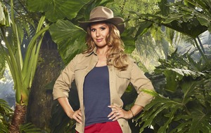 I'm A Celeb's Rebekah Vardy breaks down over bullying barbs