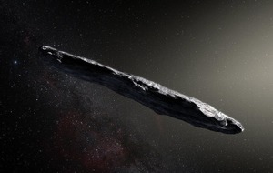 First scans suggest cigar-shaped space object not an alien craft, say scientists