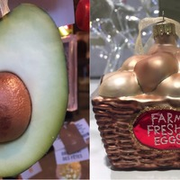 15 Christmas tree baubles that have absolutely nothing to do with Christmas