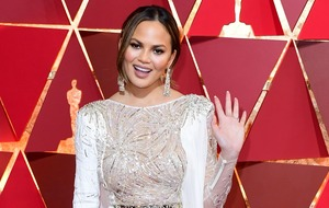 Chrissy Teigen baffled as Craig David song appears on her phone
