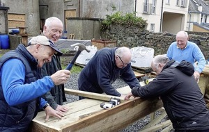 Tom Kelly: Men's Sheds are a great way to make friends and combat loneliness