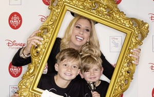TV star Stacey Solomon tells how the only thing that matters is her sons' happiness