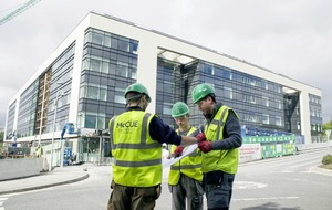 McCue secures second fit-out project at Ulster Hospital
